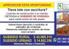 lote en venta en la mesa, la mesa, cundinamarca - 77.000.000 - lov170497 - bienesonline